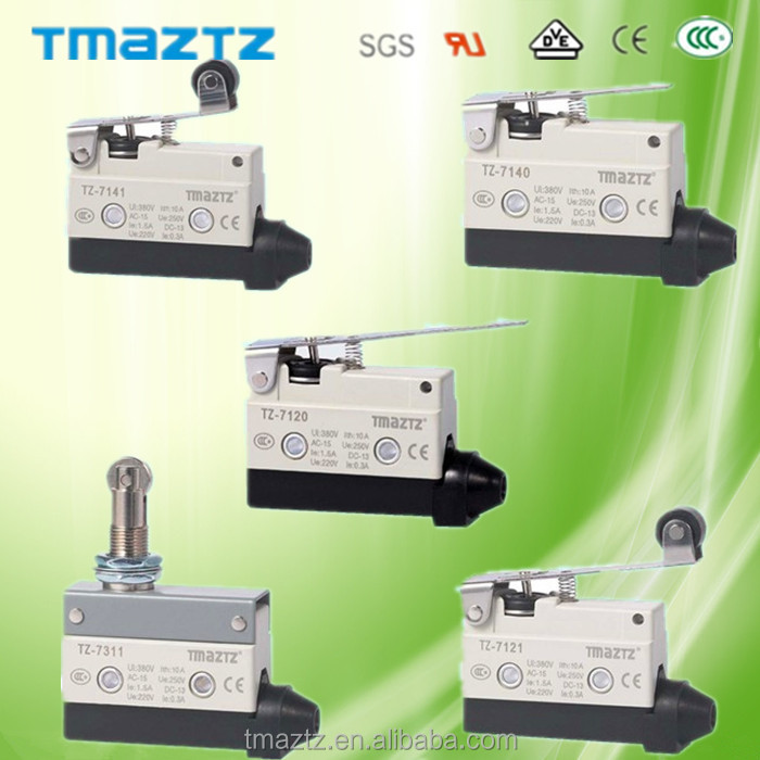 IP67 Waterproof D4MC high utility enclosed Switch