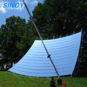 High Quality 4mm Solar Glass Mirror for CSP Solar Stirling Generation