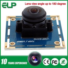 2MP OV2710 wide angle fisheye lens 180 degree android usb camera  ELP-USBFHD01M-L170