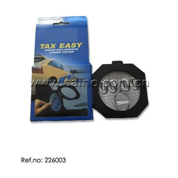 tax disc holder , car accessories,tax disk holder , tax holde(226003)