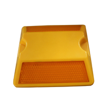 PMMA reflective pavement riased marker plastic road stud