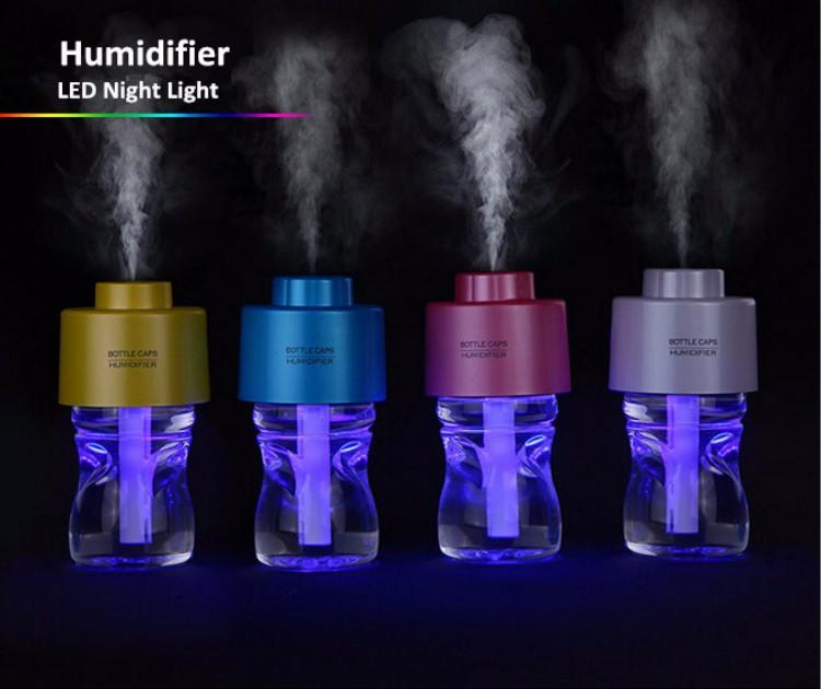 hot sale good quality humidifier ultrasonic air ripafire 174 apple shape anion humidifier mini usb mist air