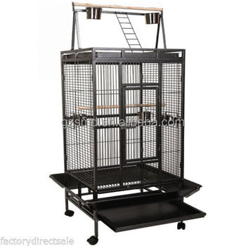 33 4 Kg Large African Parrot Metal Parrot Cage For Sale Cheap Buy Parrot Cages For Sale Bird Cage Product On Alibaba Com