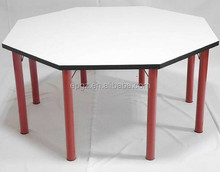 Library Equipment,School Library Reading Table,Wood Reading Table