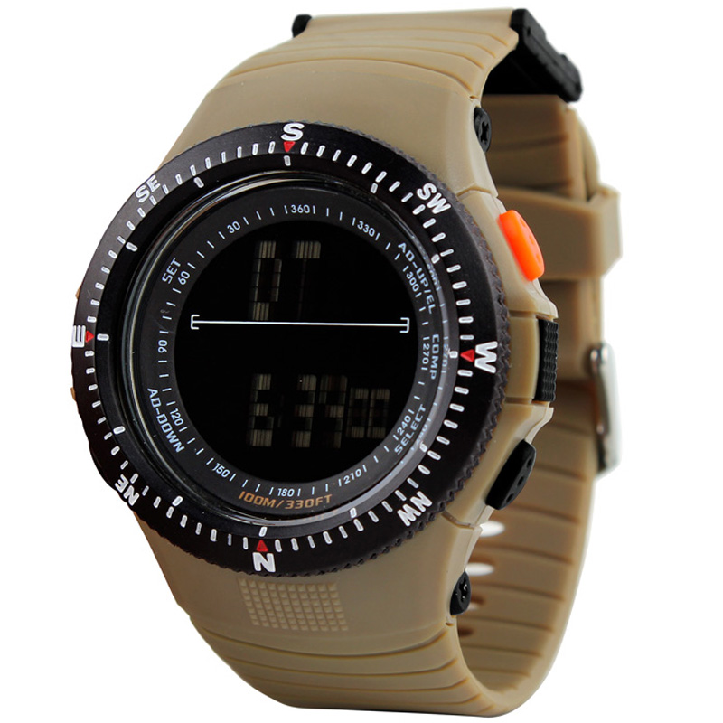 China factory Skmei wrist watch men 5atm water resistant alarm stylish digital watch #0989