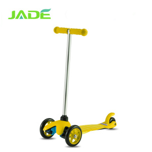 Professional 3 PU wheels Mini Foot Kick Scooter for Kids