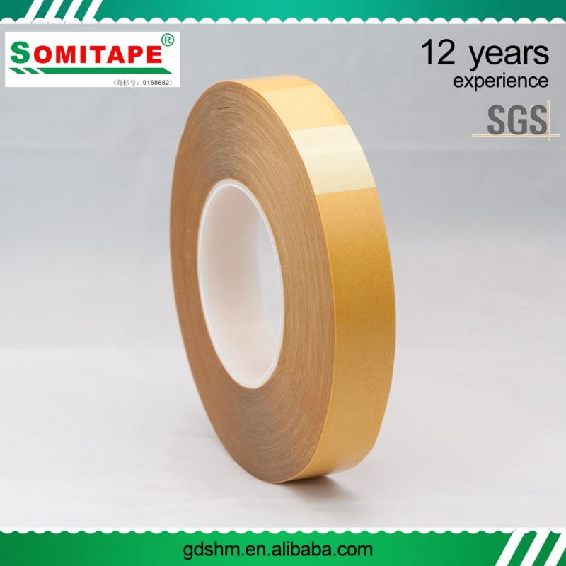 SOMI TAPE SH335 Wholesale Fabric Hem Seam Double Sided Tape for Hemming Vinyl Banners