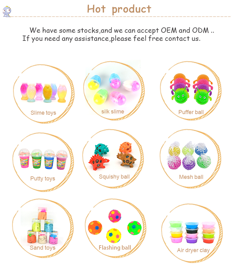 Fun Colorful Glitter Mud Slime Crystal Clay Material Is Water+pva+glycerine  For Kid To Cultivate Interest And Creativity - Buy Fun Colorful