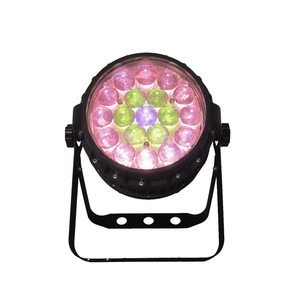 High Power 4 Control Models 15w 19pcs RGBW Color 4in1 Outdoor LED Par 64 Zoom