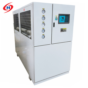 Super September Customized refrigerating industrial water chiller price cooling machine