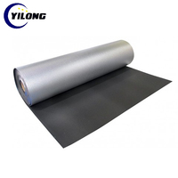 fire resistant low density closed cell cross linked polyethylene foam