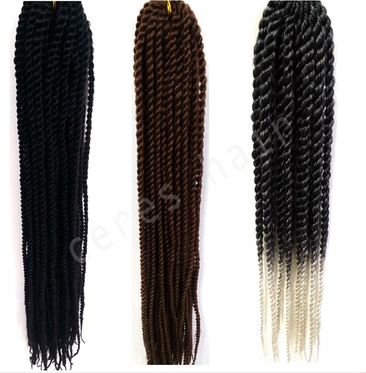 Crochet Hair Packages : ... Crochet Braids,Synthetic Crochet Braids,Senegalese Twist Crochet