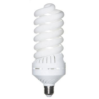 220V 8000H 17mm 45W Full Spiral CFL Outdoor Lighting Energy Saver Bulb Iraq Market