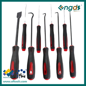 Durable professional 9PCS hook pick tool set