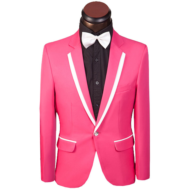 b881c321459b Buy (Jackets+Pants) 2015 New Arrival Men Suits Slim Custom Fit Tuxedo Brand  Fashion Bridegroom Dress Wedding Suits Blue Red Size 6XL in Cheap Price on  ...