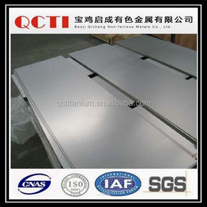 cladding joint used titanium sheet