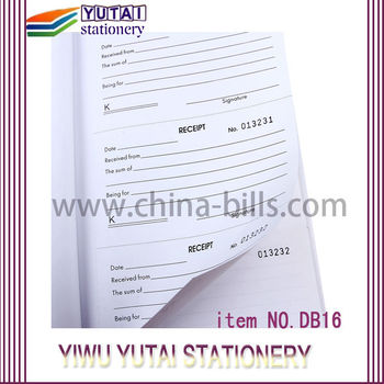 duplicate sample register cash receipt books buy cash receipt