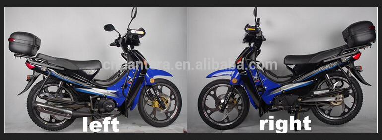 2016 Hot Selling Import 4-Stroke 110cc Cub Motorcycle From China