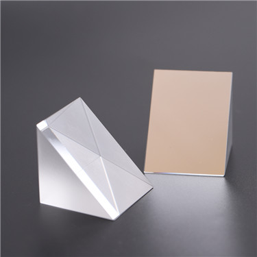 12.7mm,25.4mm,50.8mm BK7 glass right angle prism