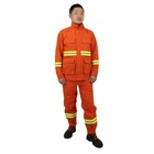 Aramid emergency flame retardant clothing Forest fire fighting suit