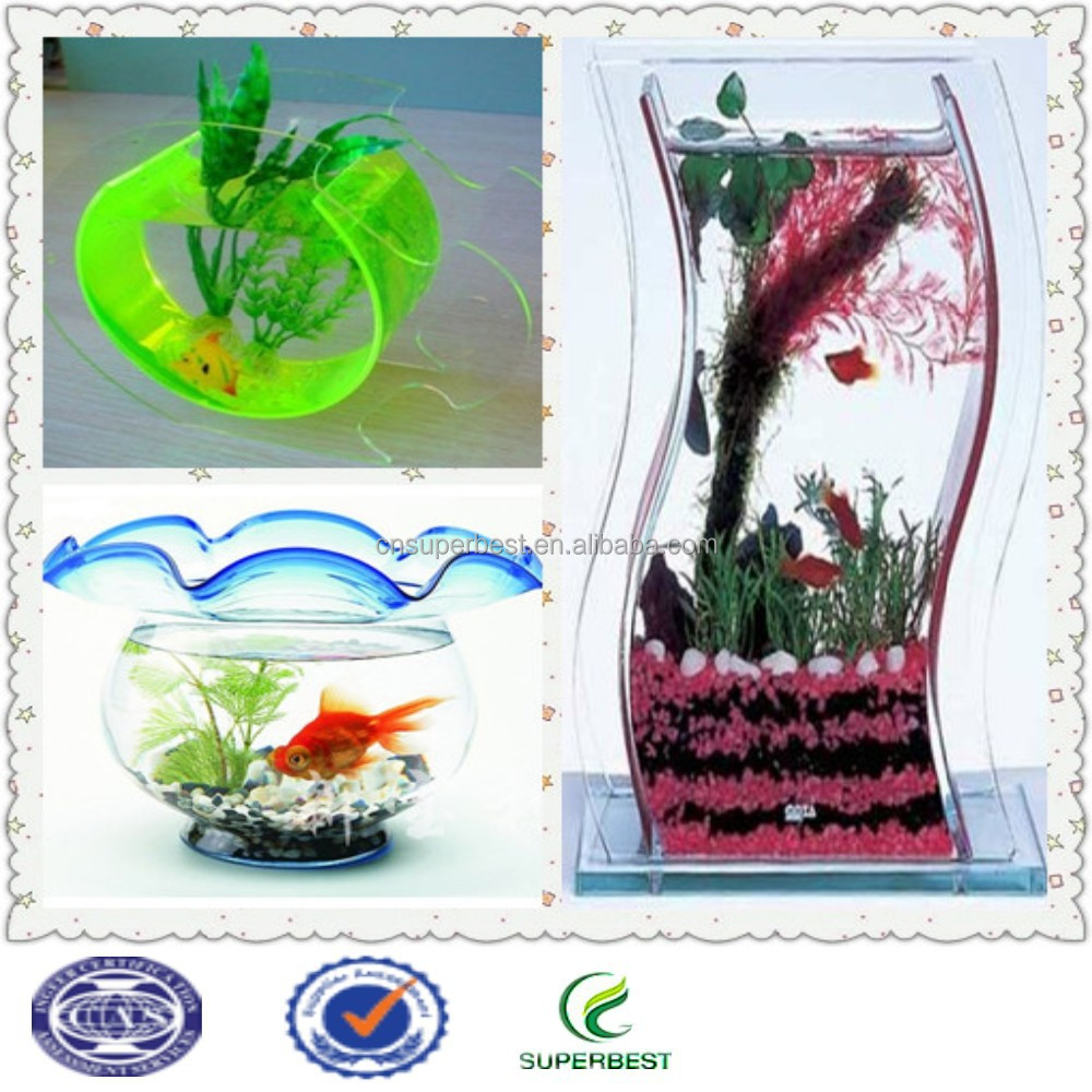 hot slae helder acryl aquarium