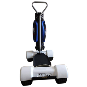 Best quality four wheel stand up electric skateboard , 4 wheel electric powered golf skateboard