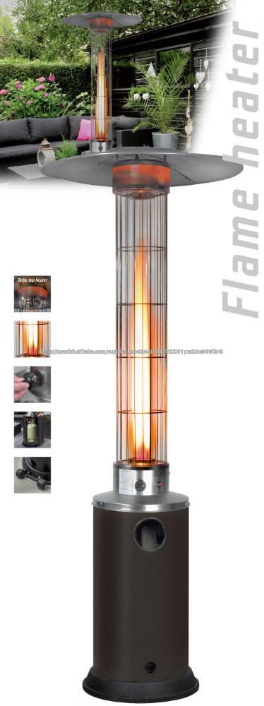 estufa dise o helios de terraza a gas 222cm 13 kw ideal