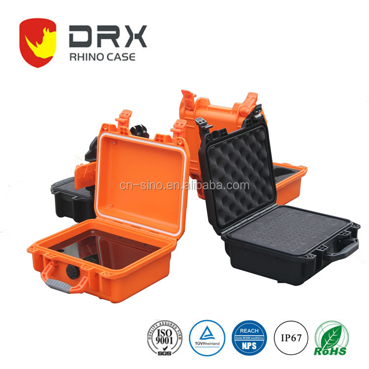 High Quality Hard Plastic IP68 Shockproof Waterproof Equipment Box