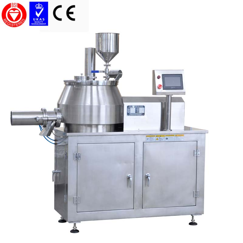 Stainless Steel Rotary Wet Mixing Granulator Machine