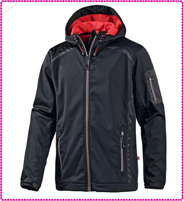 Custom winter outdoor windbreaker thick jackets for men and women