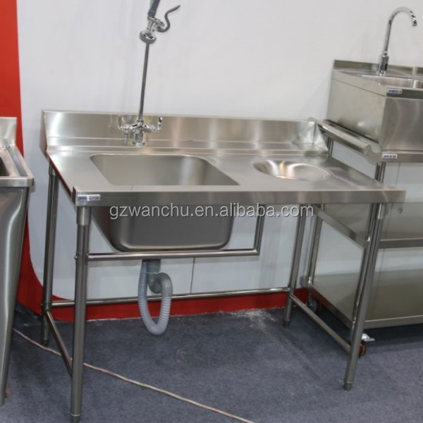 Kommerziellen Küche Qualitäts-edelstahl-geschirrspüler Tisch Design ...