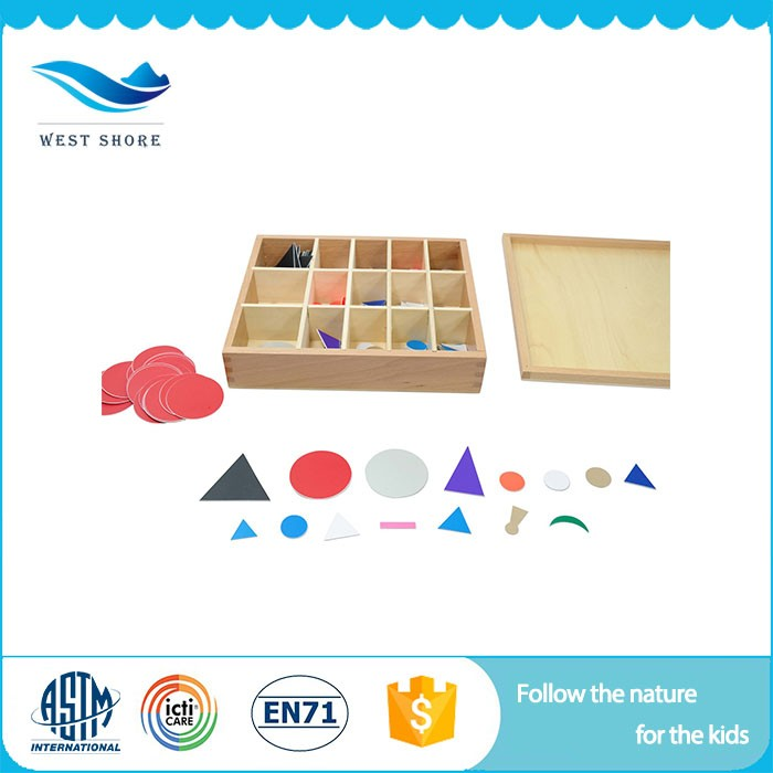 2017 different styles arabic educational toys montessori materials for sale christmas toy