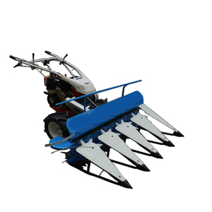 Combined Rice And Wheat Harvester/ Rice/Wheat Reaper With Diesel Or Gasoline Engine