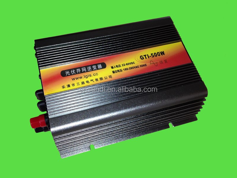 200W, 500W, 600W & 1000W Grid Tied inverters