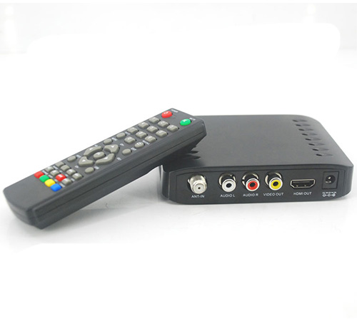 VCAN1092 Car Digital ISDB-T HD/MPEG-4 PVR USB Remote Filippine
