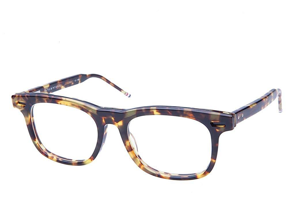 1717190f7f2 Get Quotations · THOM BROWNE TB-705-B-TKT-BLK-50 Eyeglasses Tortoise w