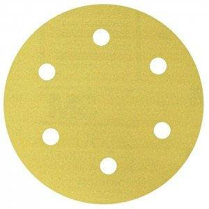 Stikit Gold Disc Roll Dust Free, 6 Inch, P400A Grade 175/Roll