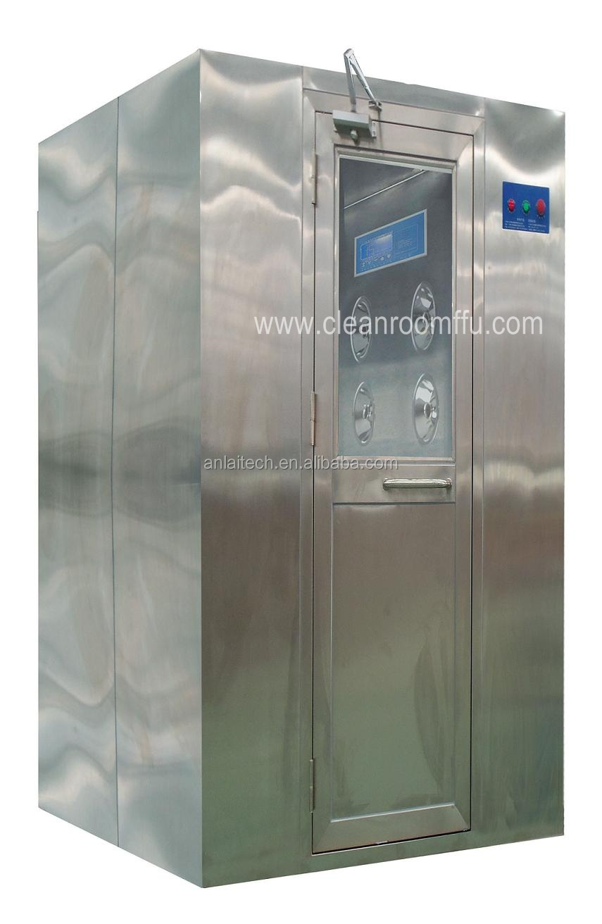HEPA FILTERED Air Curtain Shower Cabin