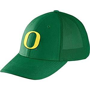 2290e88c00019 Get Quotations · Nike Men s Oregon Ducks Apple Green Legacy91 Flex Mesh  Back Hat
