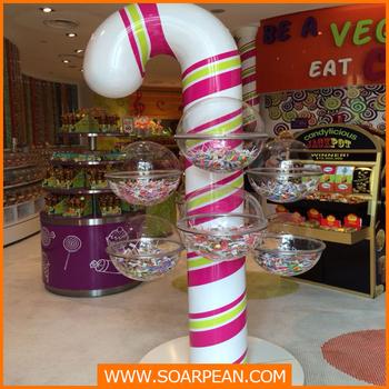 christmas candy cane decoration