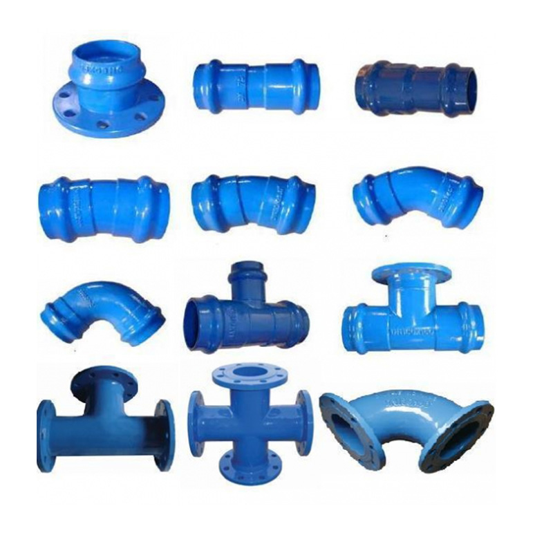 DCI pipe fittings, elbow, ductile iron fittings/epoxy coated cast iron pipe US $5-100 / Piece 80 Pieces (Min. Order) Typ