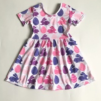 Wholesale children s boutique clothing baby children clothes girl summer dress for kids