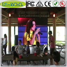 wide view angle p3mm screen for high - end concert and stage decoration led display indoor&outdoor