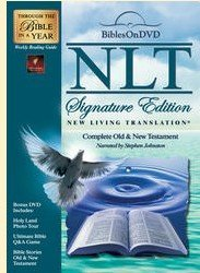 Signature Edition: New Living Translation (nlt) Bible On Dvd With Free  Children's Bible Stories Audio Cd - Buy Audio Cd Product on Alibaba com