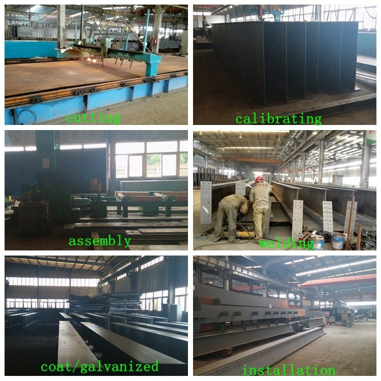 High quality low price steel structure
