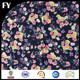 Custom new design high quality digital printed 97 cotton 3 spandex twill fabric
