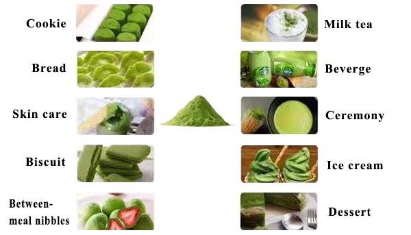 Lifeworth collagen hydrolyzed japanese matcha tea - 4uTea | 4uTea.com