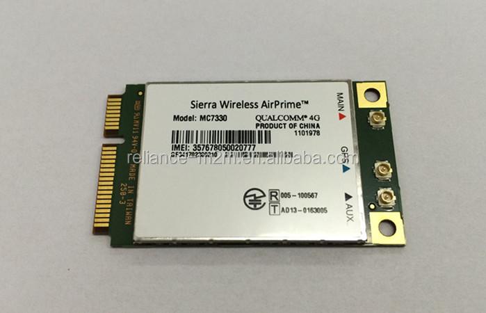 Sierra Wireless 4G mini pci module LTE module MC7330 - China