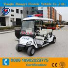 4 seats electric tourist golf cart for airport using