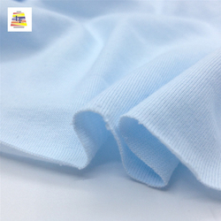Wholesale Cheap Cotton / Spandex Elasticity Single Jersey Knitted Fabric